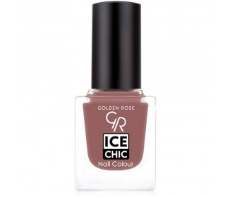 Golden Rose Ice Chic Nail Colour 129 Nail Colour