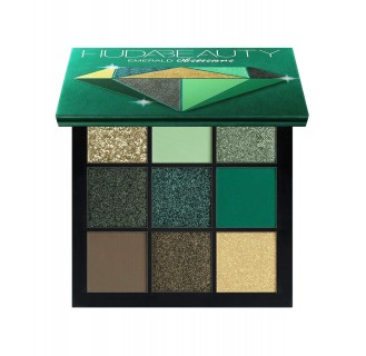 HUDA BEAUTY EMERALD Obsessions Palette Makeup